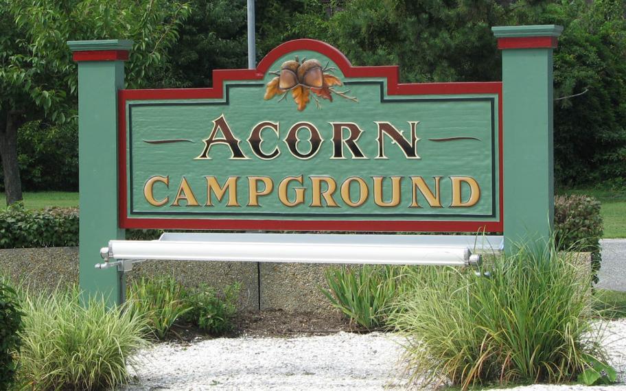 Acorn Campground, Green Creek, NJ
