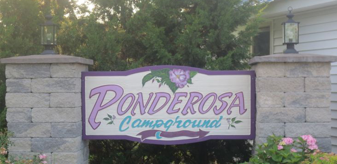 Ponderosa Campground, Cape May Court House, NJ