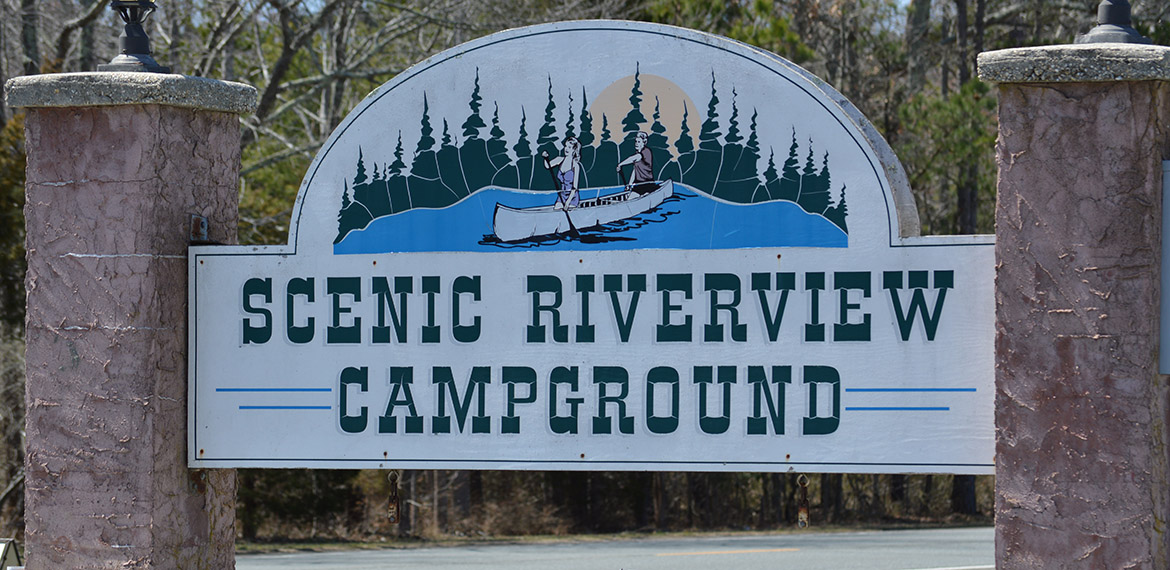 Scenic Riverview Campground New Jersey Campgrounds