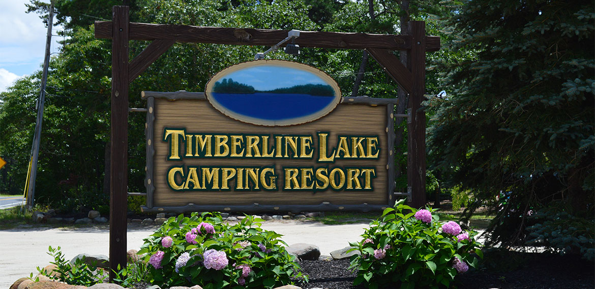 Timberline Lake Camping Resort, New Gretna, NJ
