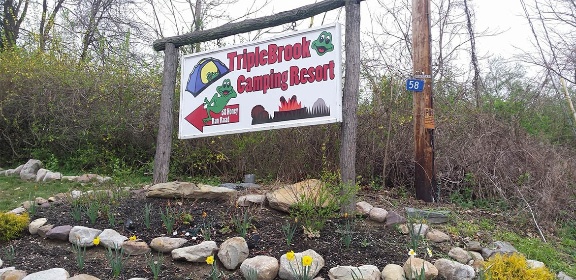 TripleBrook RV & Camping Resort, Blairstown, NJ
