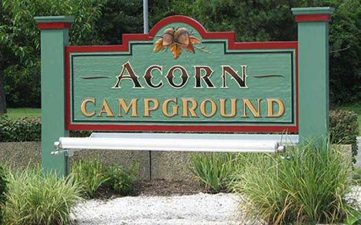 Acorn Campground, Green Creek, NJ