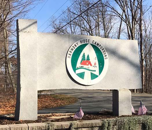 Harmony Ridge Campground, Branchville, NJ