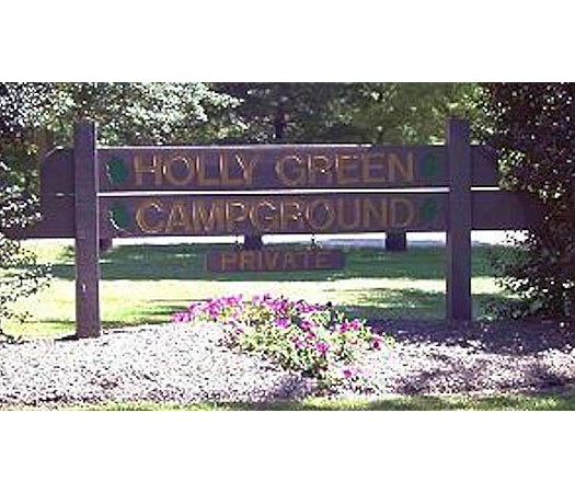 Holly Green Campground, Monroeville, NJ