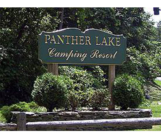 Panther Lake Camping Resort Andover NJ