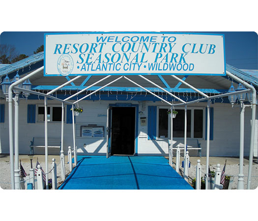 Resort Country Club Seasonal Park, Ocean View, NJ