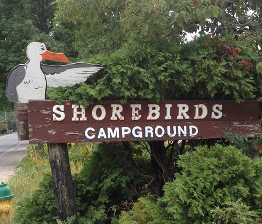 Southern Shore Region New Jersey Campgrounds