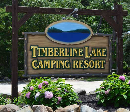 Timberline Lake Camping Resort, New Gretna, NJ