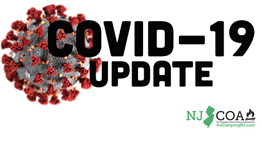 NJ Campgrounds COVID-19 Update