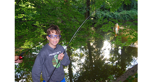 Fishing in NJ