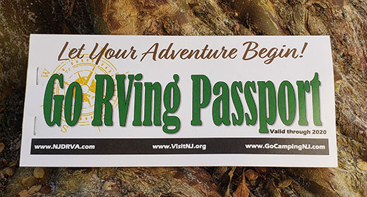 NJ Go RVing Passport!