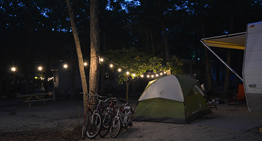 New Jersey Campgrounds, Camping, and RV Sites