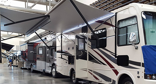 2018 RV Shows