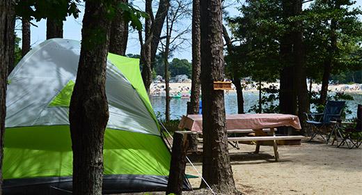 Summer New Jersey Camping Specials!