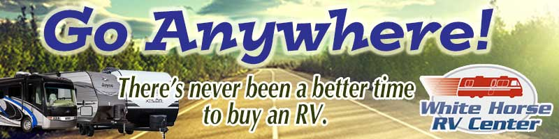 Go anywhere with White Horse RV Center!